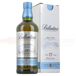 Ballantines 17 Limited Edition