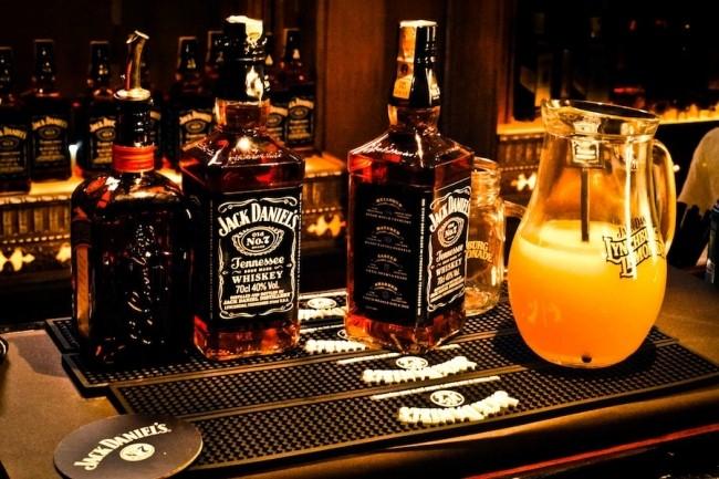 RƯỢU WHISKY JACK DANIELS - Rượu bia nhập khẩu