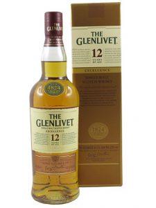 Ruou Glenlivet Excellence Chai
