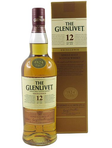 Ruou Glenlivet Excellence Chai