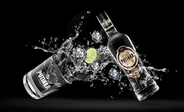 Thưởng Thức Vodka Putinka