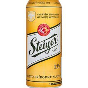 Bia Steiger Gold
