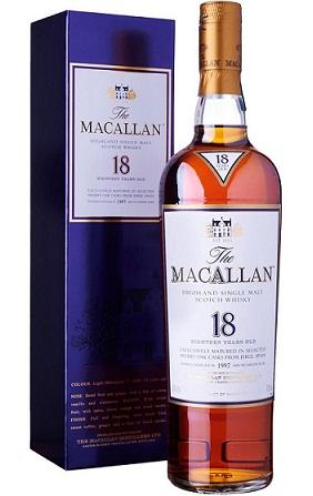 The Macallan 18 Yea Chai