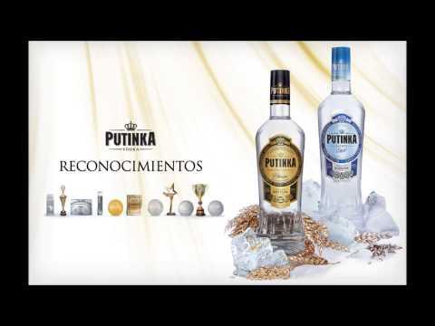 Vodka Putinka Và Các Giải Thưởng