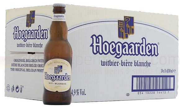Hoegaardenthung 24chai 330ml