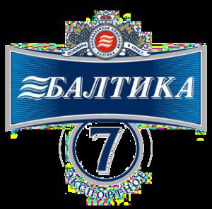 Baltika 7 Logo