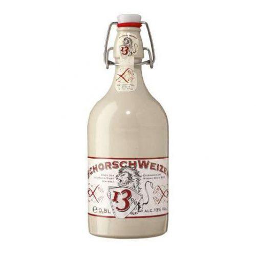 Bia Đức Weizen Chai Sứ 13%