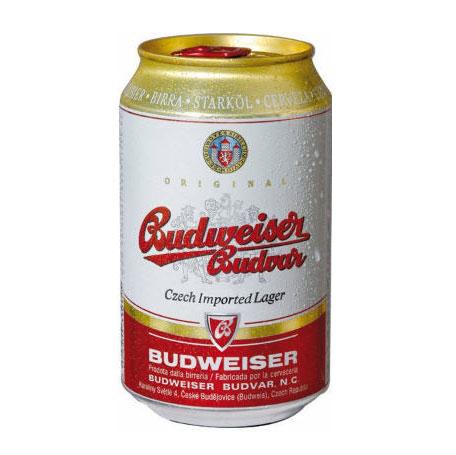 Bia Budweiser Budvar Original