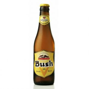 Bia Bush Blond 10 330ml