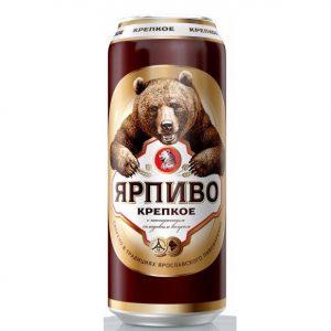 Bia Gấu đen Mạnh 7,2%