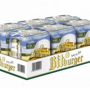 Bitburger 500ml Thung 24 Lon