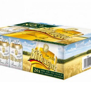 Bitburger Lon33cl