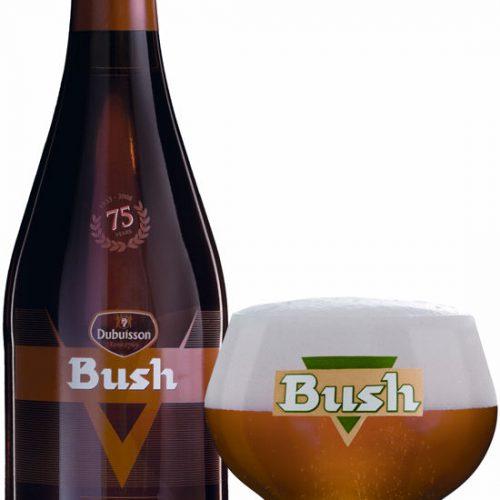 Bush Amber 750ml