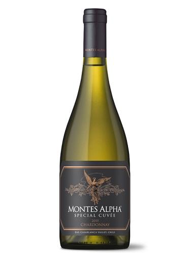 Montes Alpha Special Cuvee Chardonnay
