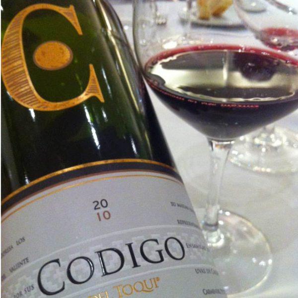 Rượu Vang Chile Codigo 2