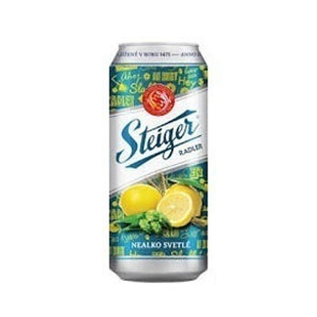 Steiger Không Cồn Vị Chanh Vàng