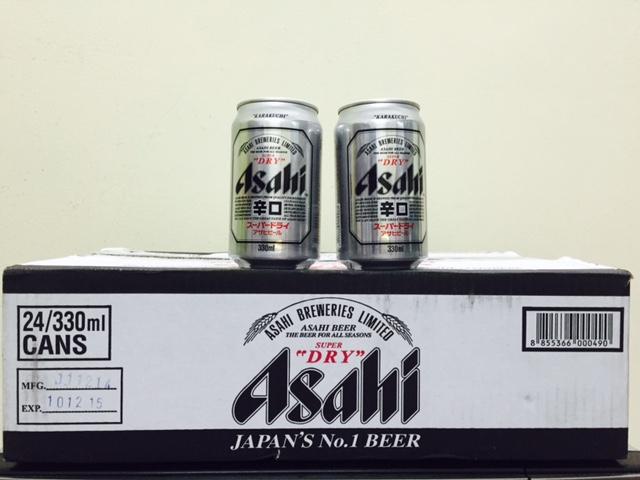 Asahi Lon 330ml
