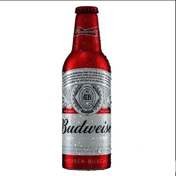 Bia Budweiser Chai Nhom 330ml My