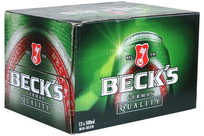 Bia Beck Lon 500ml