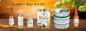 Bia Bitburger Duc