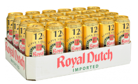 Bia Royal Dutch 12 Do Box