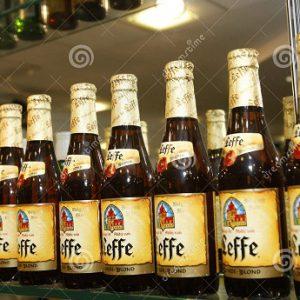 Leffe Beer Nâu