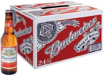 Thung Bia Budweiser 24 Chai