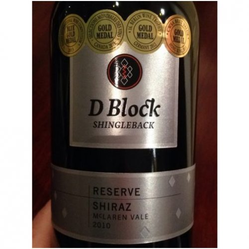 Vang Uc D Block Shiraz 1