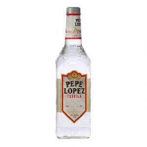 0007128 Pepe Lopez Silver Tequila 700ml