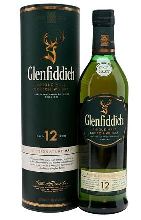 Glenfiddic 12 Yo