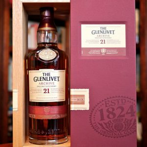 Glenlivet 21 Yo Trong
