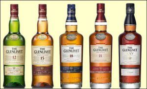 Glenlivet Colection