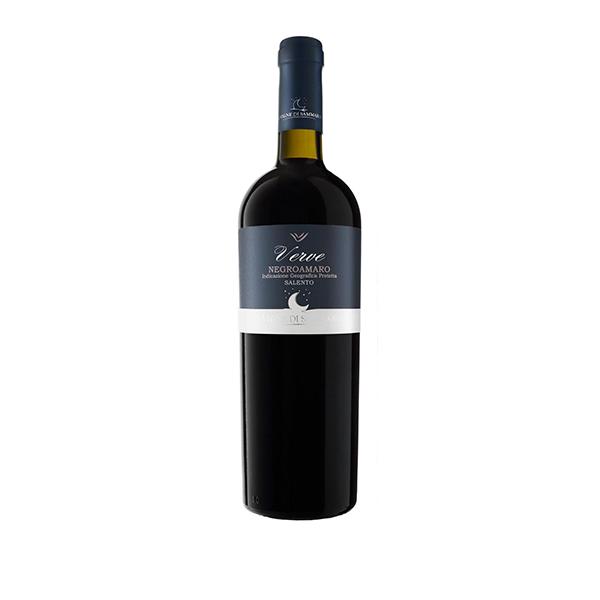 Rượu Vang Verve Negroamaro Salento Le Vigne Di Sammarco