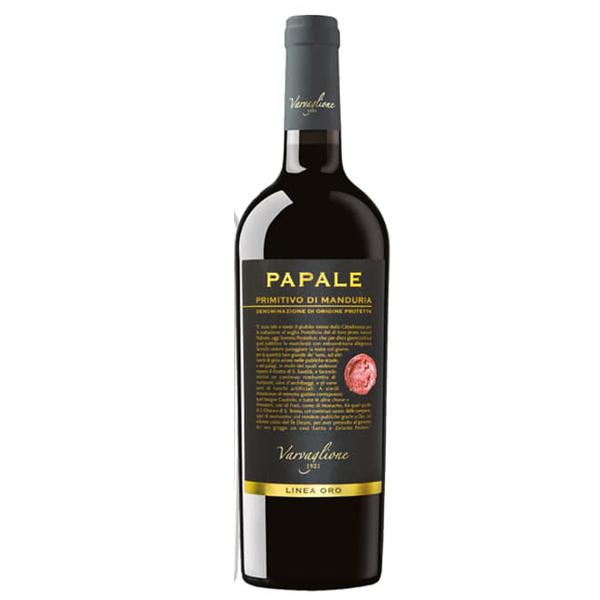 Rượu Vang Papale Primitivo Di Manduria