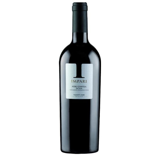 Rượu Vang Impari Nero Davola Sicilla