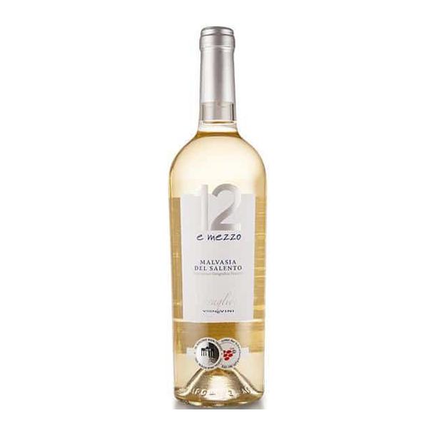 Rượu Vang Trắng 12 E Mezzo Malvasia