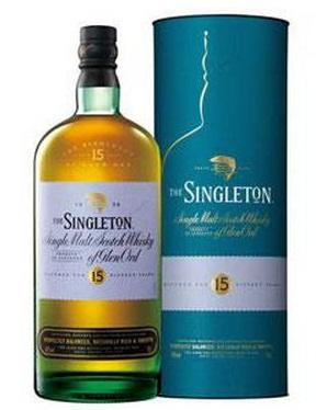 Ruou Whisky Singleton 15 Chai Co Hop
