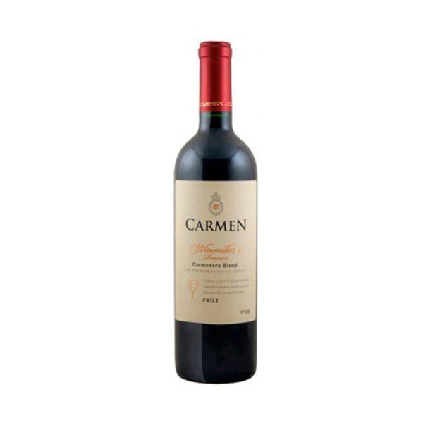 Vang Chile Carmen Winemaker's Carmenere