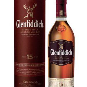 Glenfiddich 15 Y.O