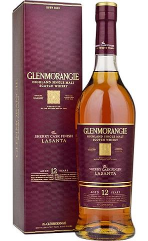 Glenmorangie Lasanta 12yo Chai