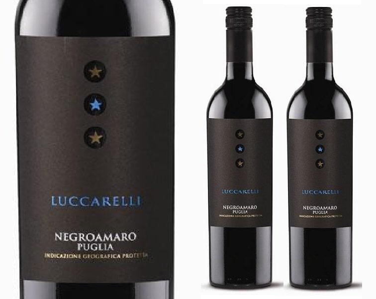 Kết quả hình ảnh cho phân phối vang ý luccarelli