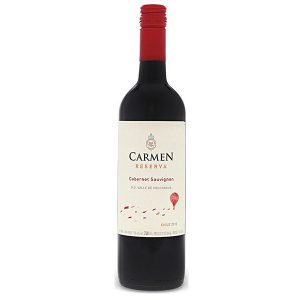 Vang Chile Carmen Reserva Red – White