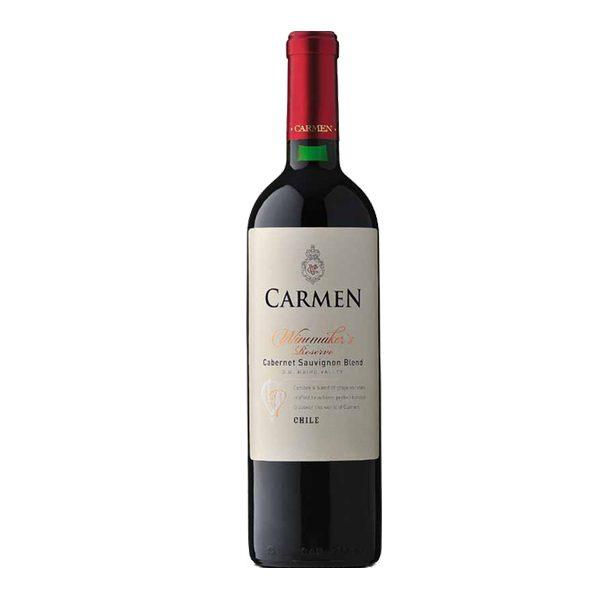 Vang Chile Carmen Winemakers Cabernet Sauvignon