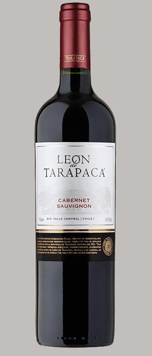 Vang Chile Leon De Tarapaca Red – White 1
