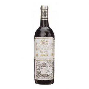 Marques De Riscal Reserva Rioja Doca Spain