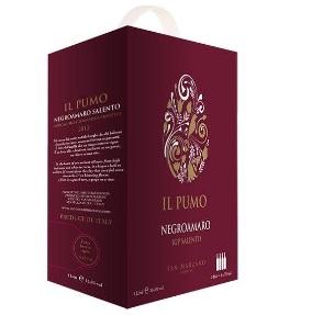 Rượu Vang IL Pumo Bịch 3 Lít Hình ảnh