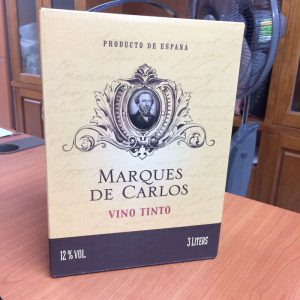 TBN MARQUES DE CARLOS ( Bịch 3L)