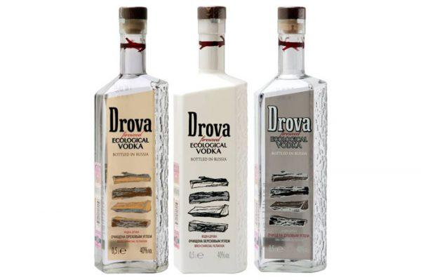 Drova Vodka Nga