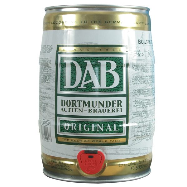 Bia DAB Bom 5 Lít (1)