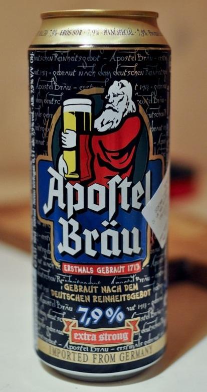 Beer Apostel Brau